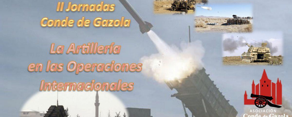 Cartel Jornadas Gazola 2018