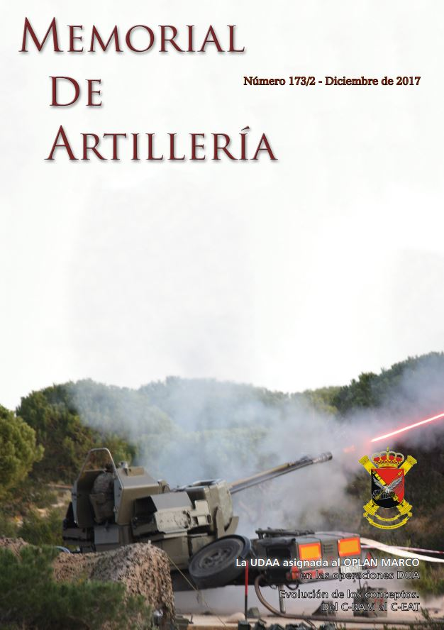 MEMORIAL DE ARTILLERÍA 173-2